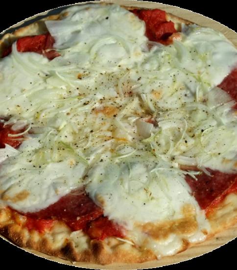ピザ・ミラノ
