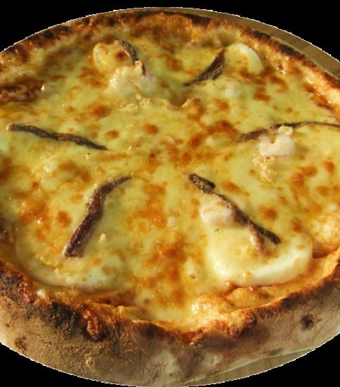 ピゼリアピザ
