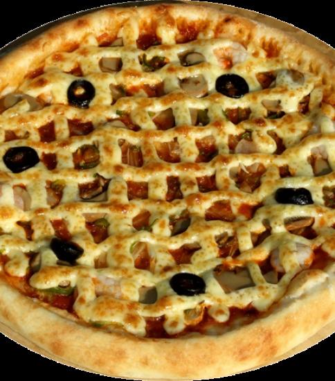 マヨネーズピザ