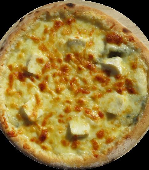 5種盛りチーズピザ